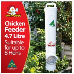 DINE-a-CHOOK Chicken Feeder 4.7L