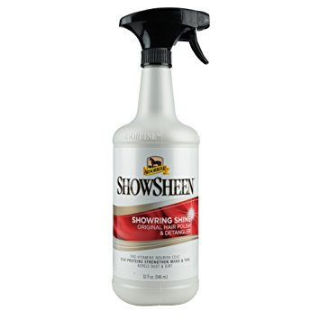 Absorbine ShowSheen Hair Polish & Detangler 1.19L