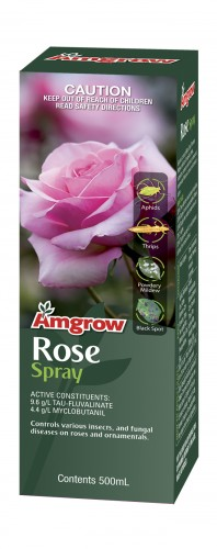 Amgrow Rose Spray Concentrate 250mL