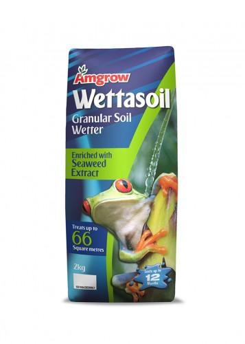 Amgrow Wettasoil Granular Soil Wetter + Seaweed Extract 2kg