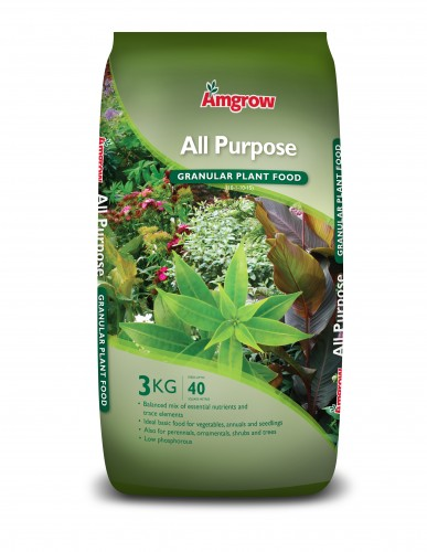 Amgrow All Purpose Plant Food 3kg