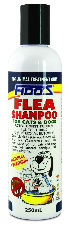 Fido's Flea Shampoo 250mL