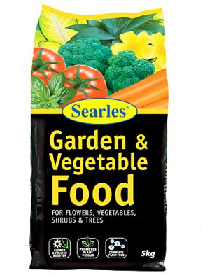 Searles Garden & Vegetable Food 5kg