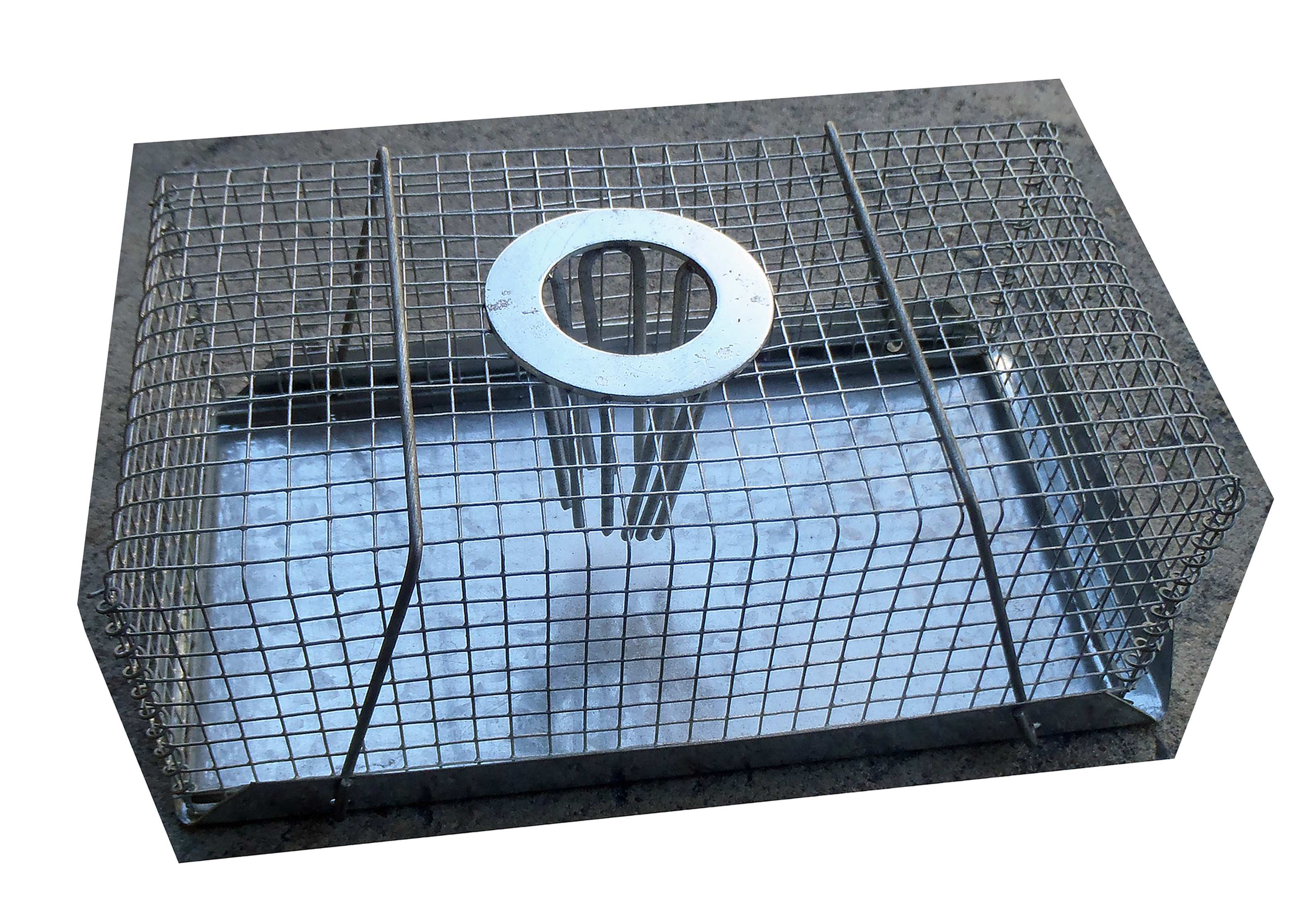 Live Rodent Trap (Mouse) Wire Cage