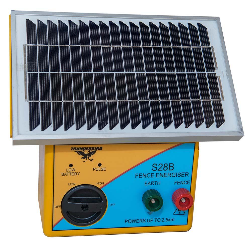 Thunderbird Energizer Solar 2.5km S28B