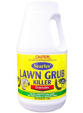 Searles Lawn Grub Killer 1.5kg