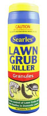Searles Lawn Grub Killer 500g
