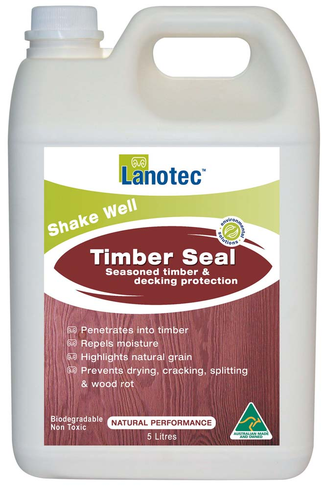 Lanotec Timber Seal 5L