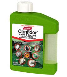 Yates Confidor Lawn & Garden Insecticide  Concentrate 200mL