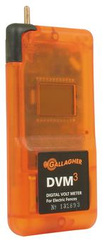 Gallagher Digital Voltmeter Meter G50331