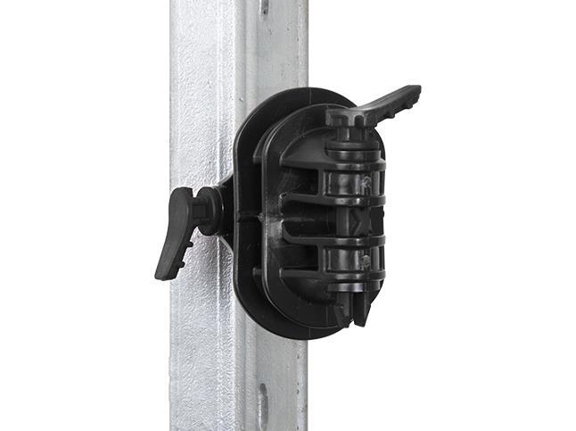 Gallagher Steel Post Pinlock Insulator 25 Pack G68604