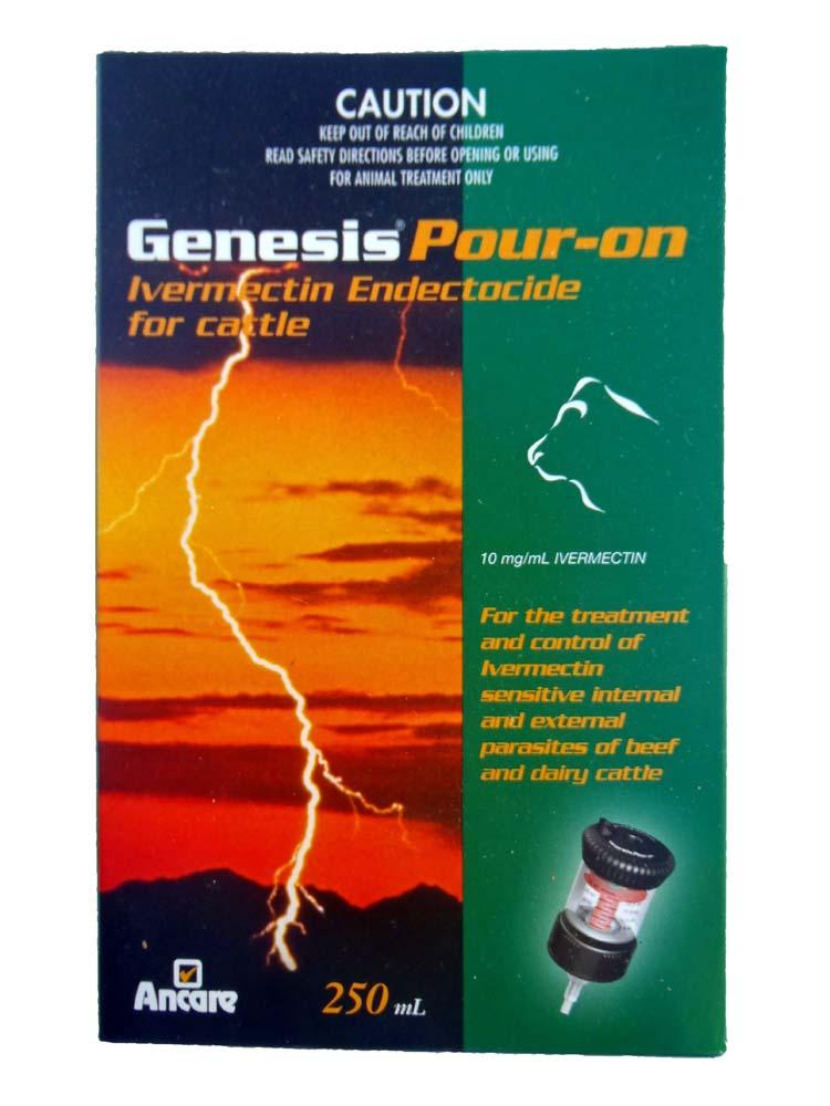 Genesis Pour-On 250mL