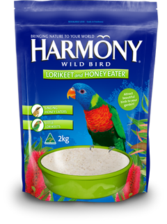 Harmony Lorikeet & Honey Eater 2kg