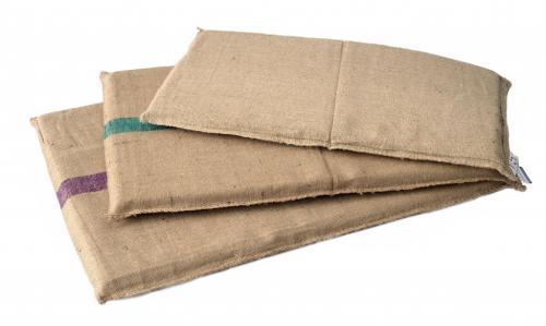 Dog Bed Mattress Hessian/Jute Medium