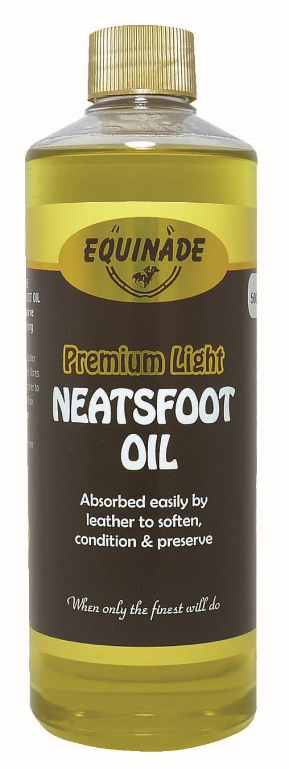 Equinade Neatsfoot Oil 500mL