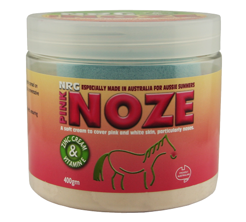 NRG Pink Noze Horse Sun Protection 400g
