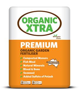 Qld Organics Organic Xtra 25kg
