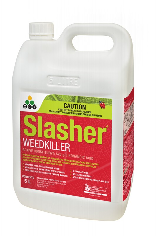 Slasher Weedkiller 5L OCP