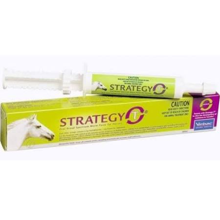 Virbac Strategy-T Worming Paste 35mL