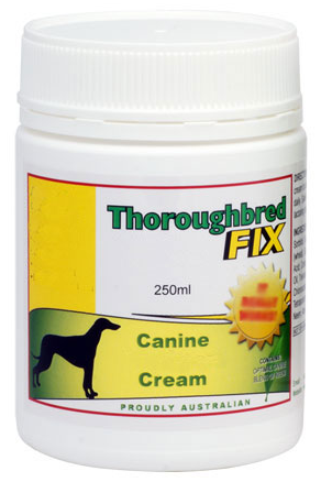 Thoroughbred Fix Canine Cream 250mL