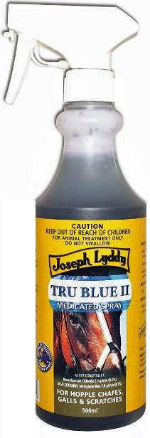 Joseph Lyddy Tru Blue II Medicated Spray 500mL