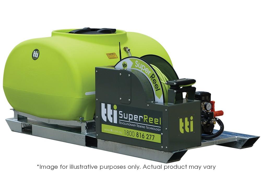 TopCrop500L Field Sprayer with Single 100m Auto-rewind SuperReel?
