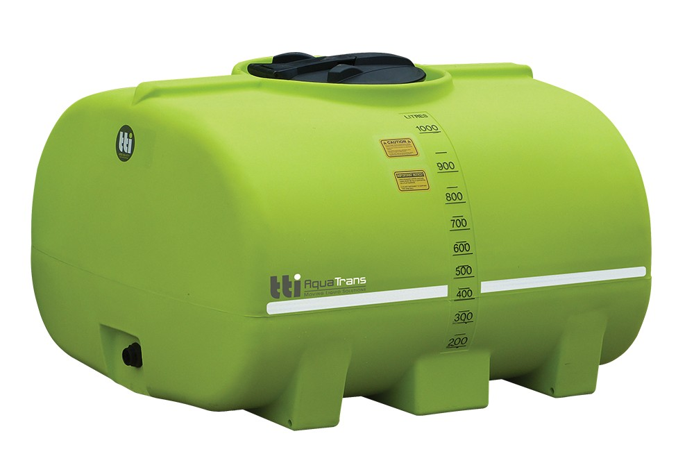 AquaMoveTank 1000L - 15 Year Warranty
