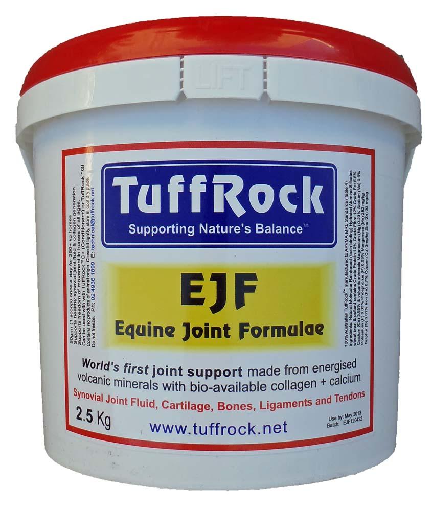 TuffRock EJF Equine Joint Formulae 2.5kg