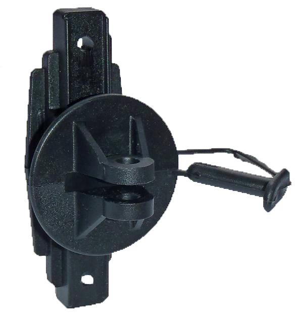 Thunderbird Wood Post Pinlock Insulator 25pk EF19