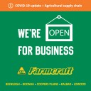 COVID-19 Update: Farmcraft will stay open for business